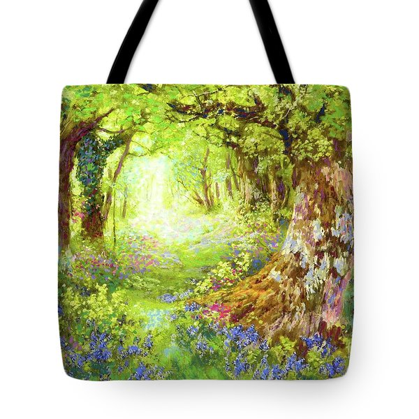 Wildflower Delight Tote Bag