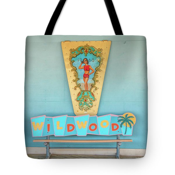 Wildwood Days Tote Bag