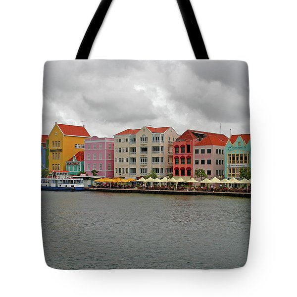 Willemstad, Curacao Tote Bag