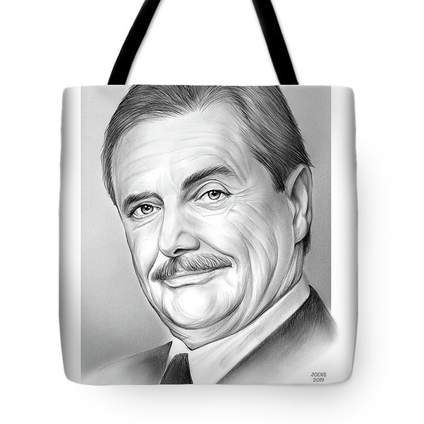 William Daniels Tote Bag