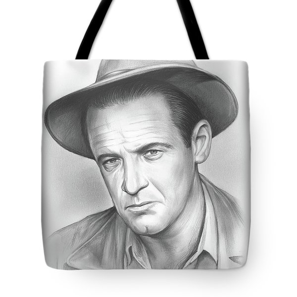 William Holden Tote Bag
