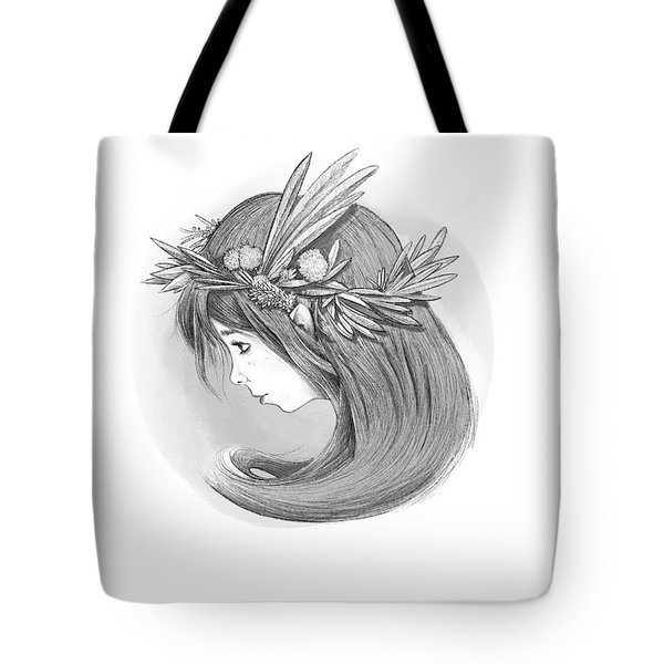 Willow's Whispers Tote Bag