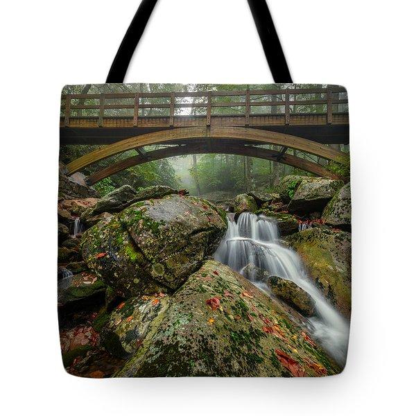 Wilson Creek Bridge Tote Bag