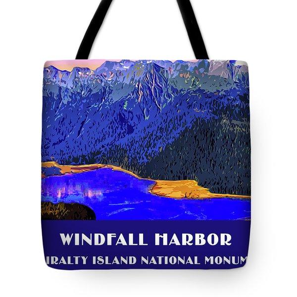 Windfall Harbor Tote Bag