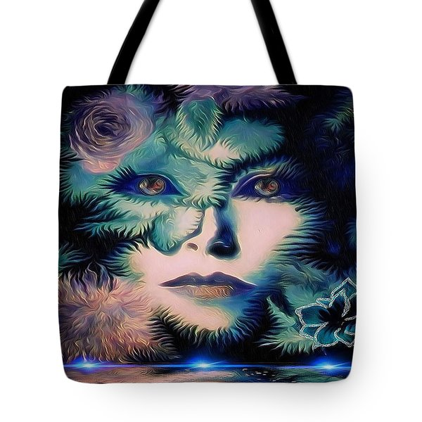Winding Up Tote Bag