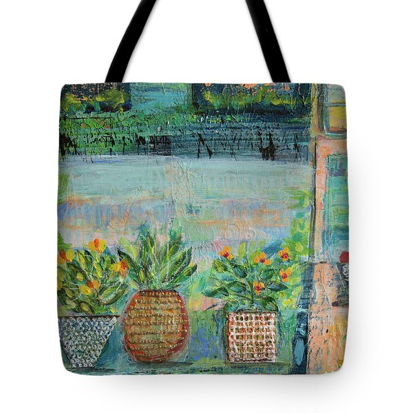 Window Box Tote Bag