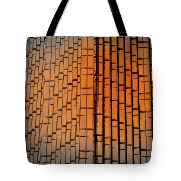 Windows Mosaic Tote Bag