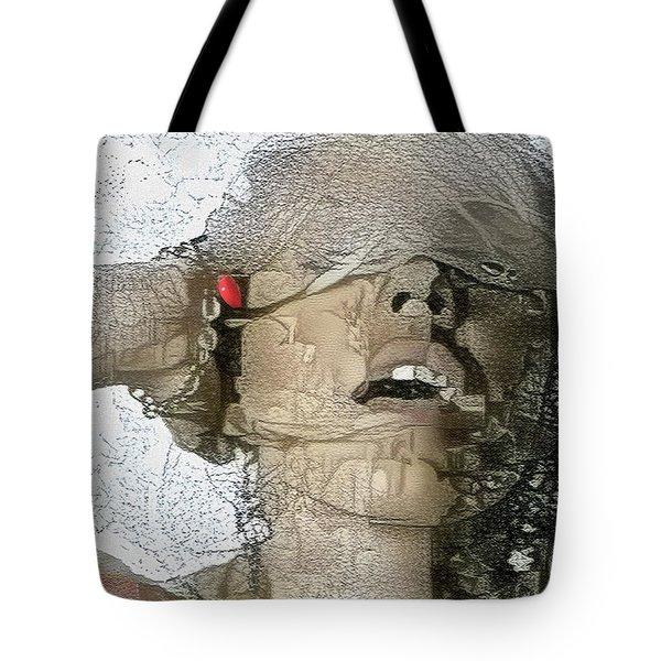 Winter Is Here Tote Bag
