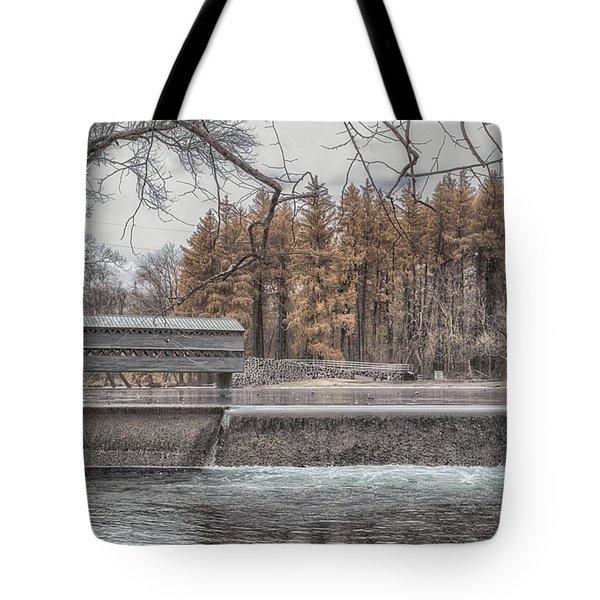 Winter Sachs Tote Bag