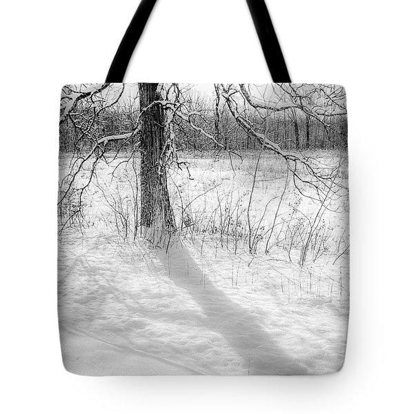 Winter Simple Tote Bag