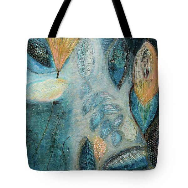 Winter Wish 1 Tote Bag