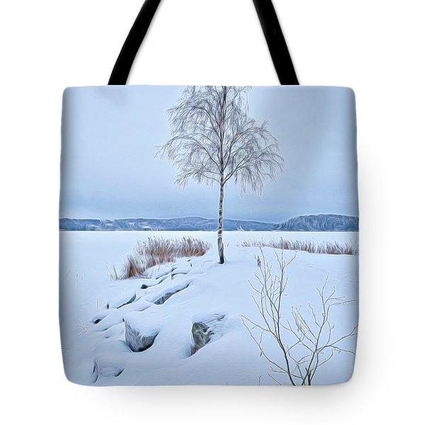 Winterland 10 Tote Bag