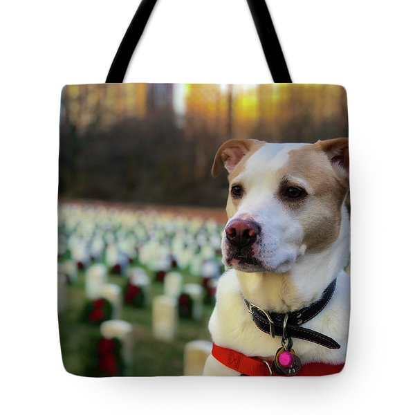 With Respect  Tote Bag