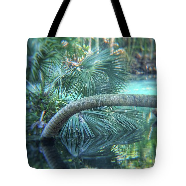 Witnessing Nature Tote Bag