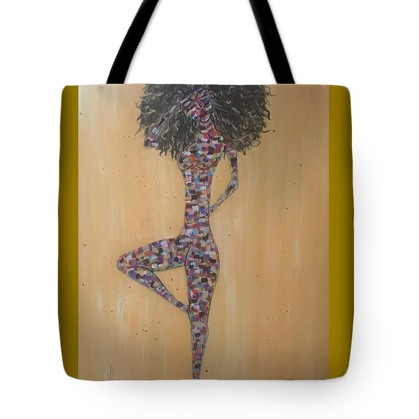 Woman Of Color IIi Tote Bag