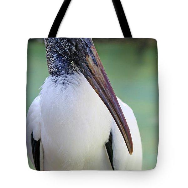 Wood Stork 40312 Tote Bag