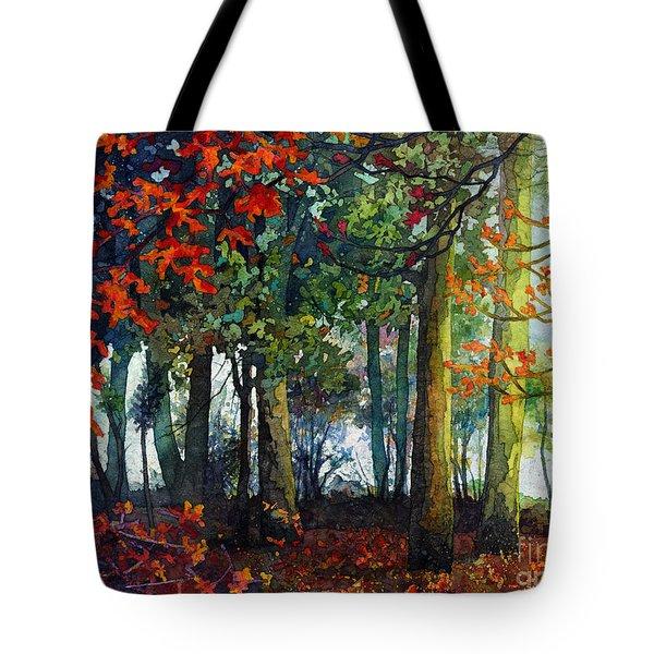 Woodland Trail Tote Bag