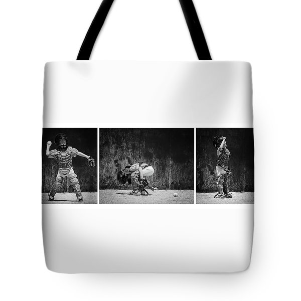 Working It Tote Bag