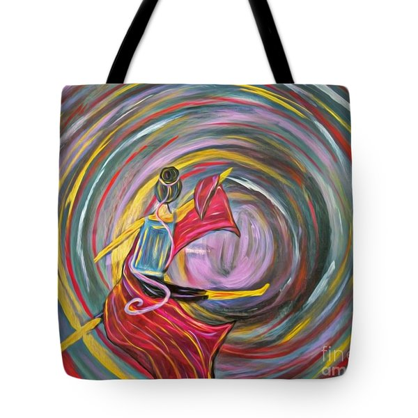 Wrapped In Love Tote Bag