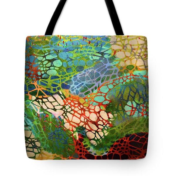 Xylem Tote Bag