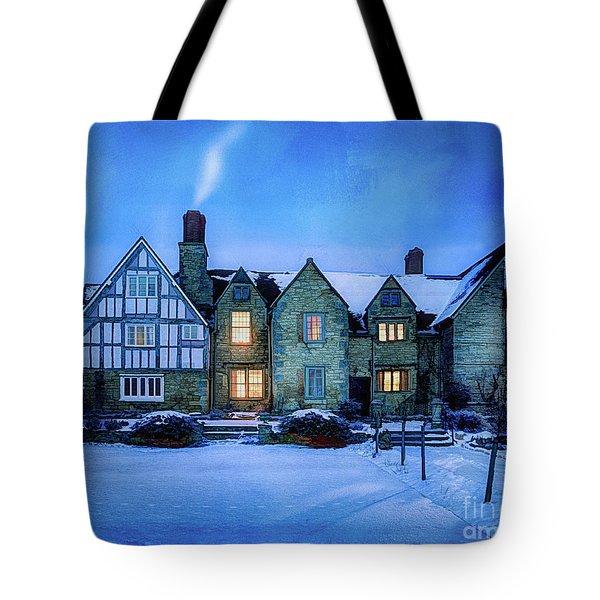 Ye Olde Manor Tote Bag