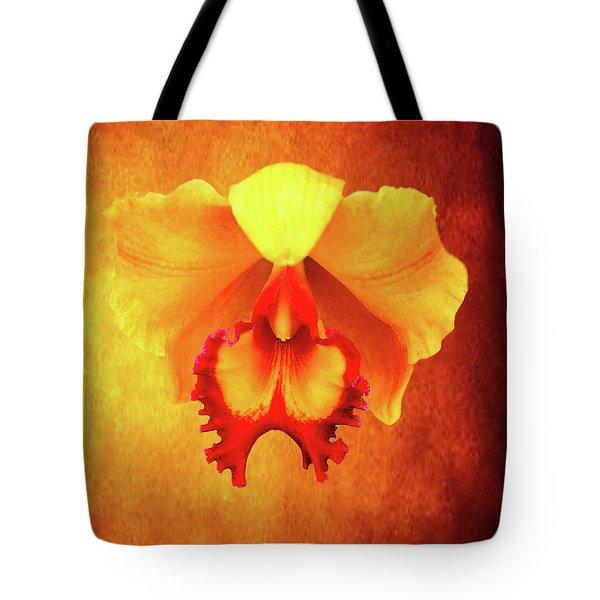 Yellow Exotic Tote Bag