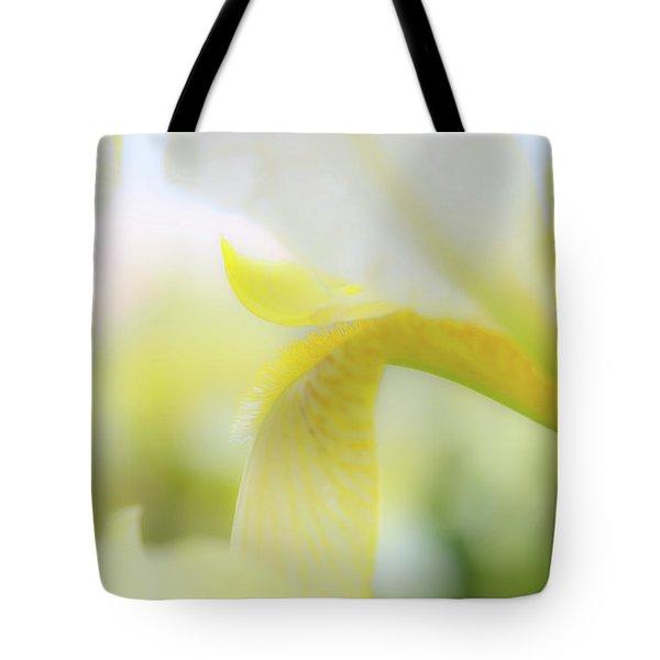 Yellow Iris 1 Tote Bag