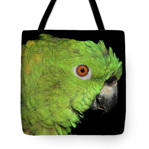 Yellow-naped Amazon Tote Bag