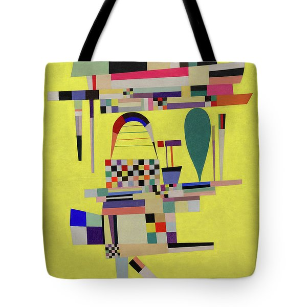 Yellow Painting - La Toile Jaune, 1938 Tote Bag