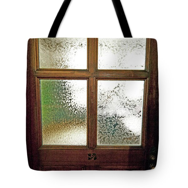 Yerkes Observatory Williams Bay Door 13 Jele3503 Tote Bag