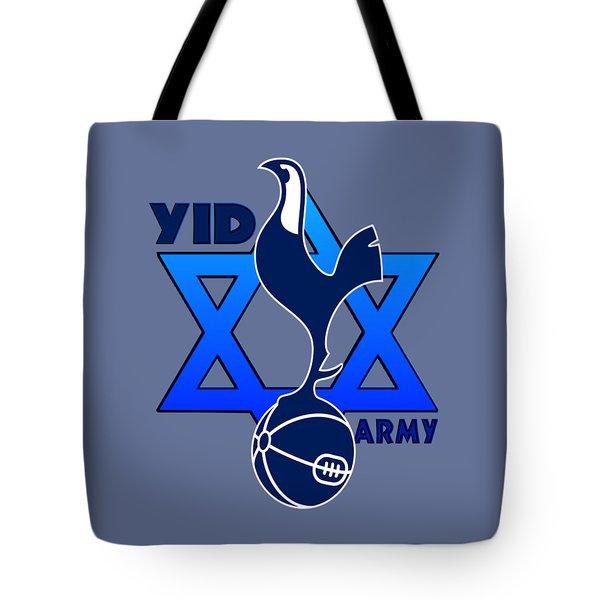 Tottenham Hotspur Tote Bags Fine Art America