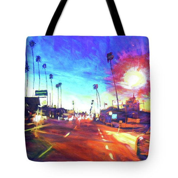 York At Figueroa, Highland Park Tote Bag