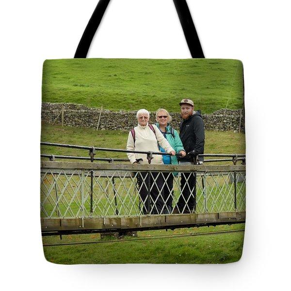 Yorkshire Tote Bag