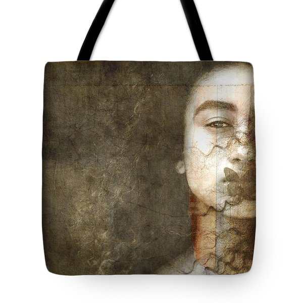You Can't Feel My Pain Tote Bag