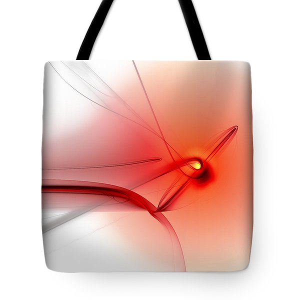 You Started Me Thinking Tote Bag