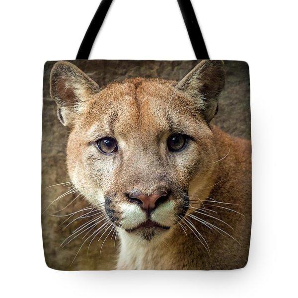 Young Puma Tote Bag