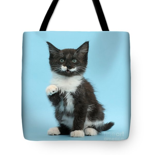 Tote Bag featuring the photograph You're The Rat Who Ate My Cornflakes by Warren Photographic