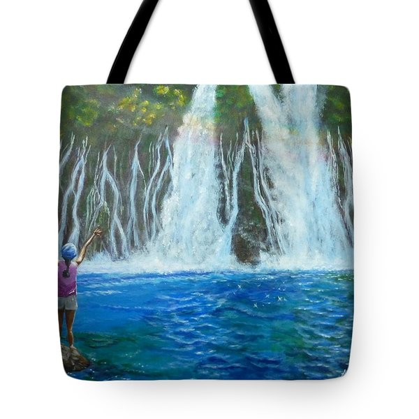 Youthful Spirit Tote Bag