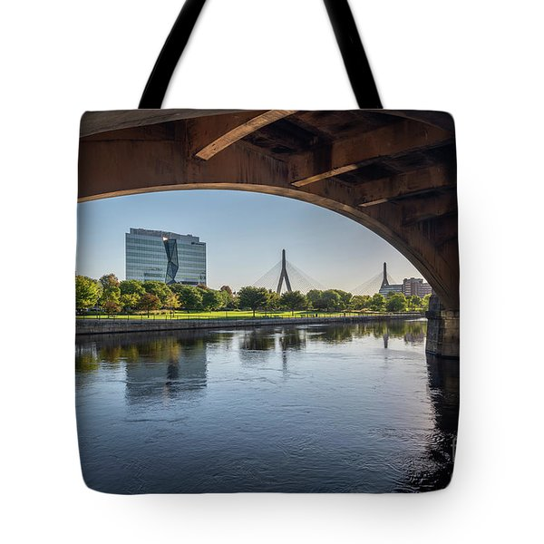Zakim From The Charles Tote Bag