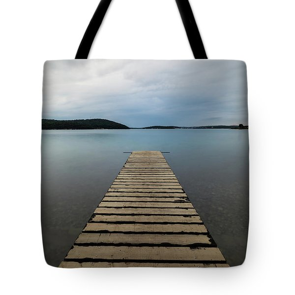 Tote Bag featuring the photograph Zen II by Davor Zerjav