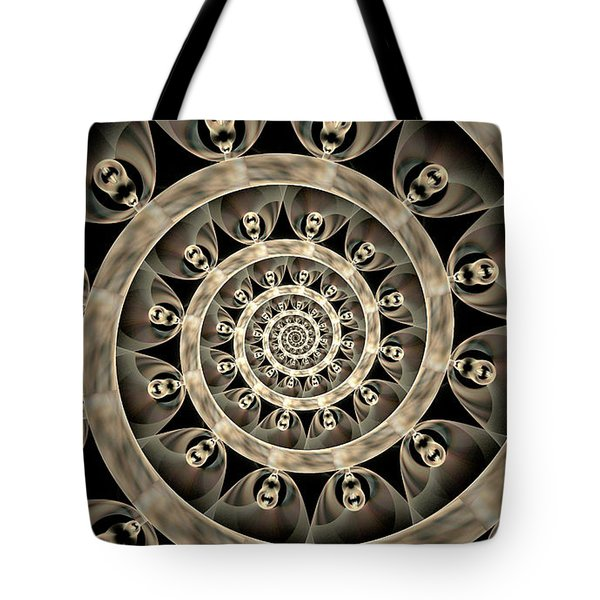 Tote Bag featuring the digital art Zephaniah by Missy Gainer