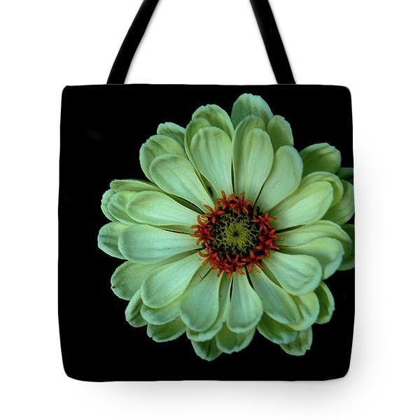 Zinnia Joy Tote Bag