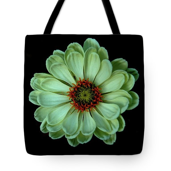 Zinnia Joy Tote Bag