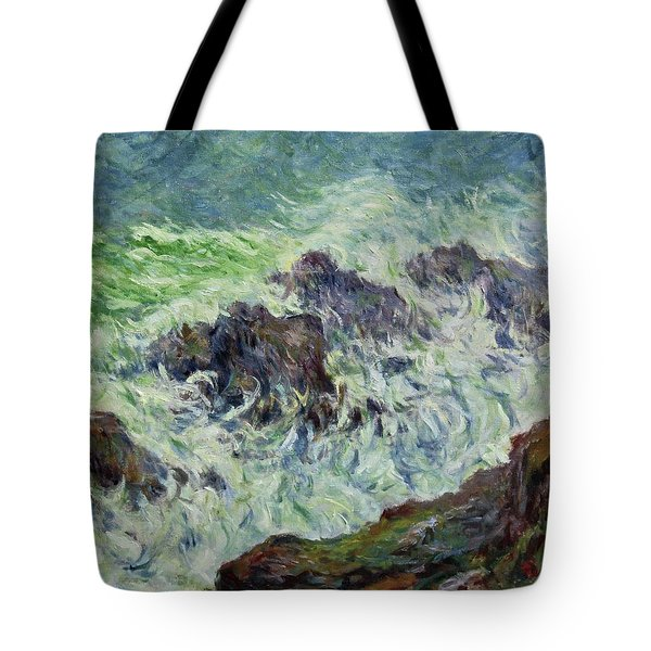 Heavy Weather Tote Bag