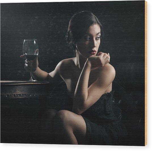 *** Wood Print by Constantin Shestopalov