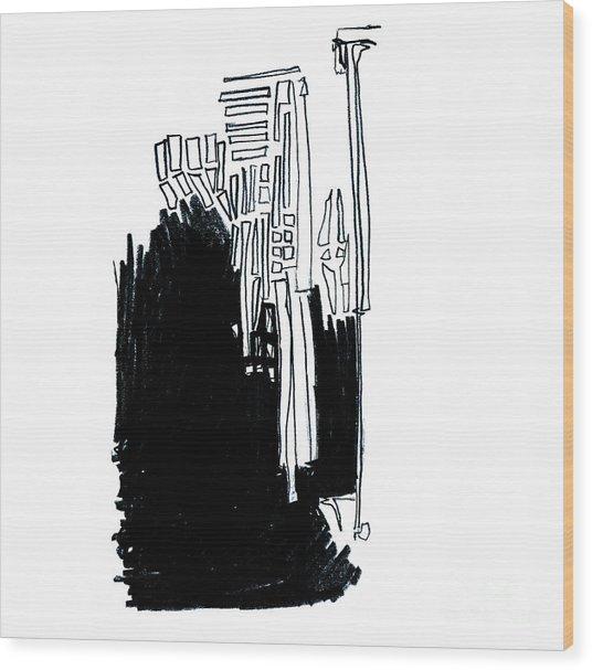 0013 Wood Print