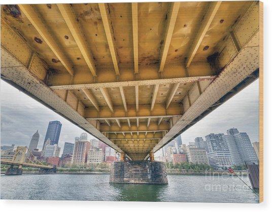 0309 Pittsburgh 4 Wood Print
