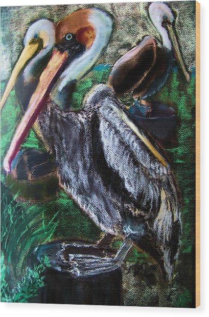 062010 Wood Print