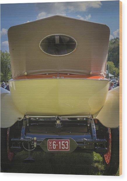 1922 Isotta-fraschini Wood Print
