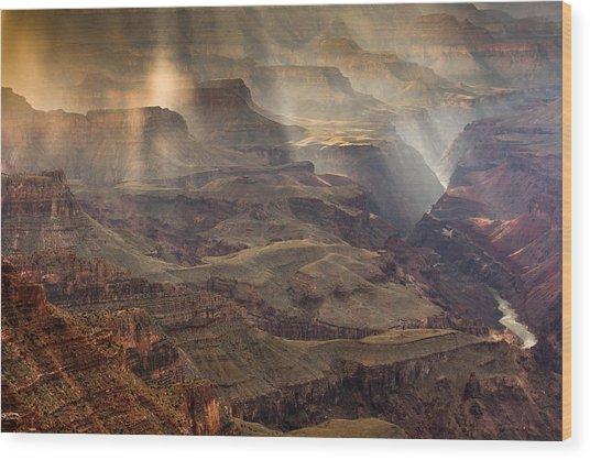 Agwatheg Inya'a Wood Print